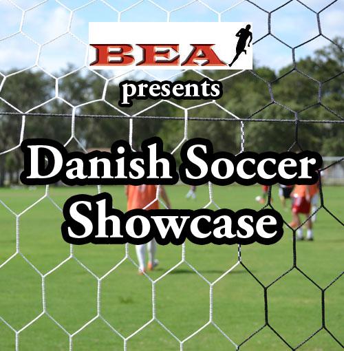 Danish Soccer Showcase Dec. 5-7