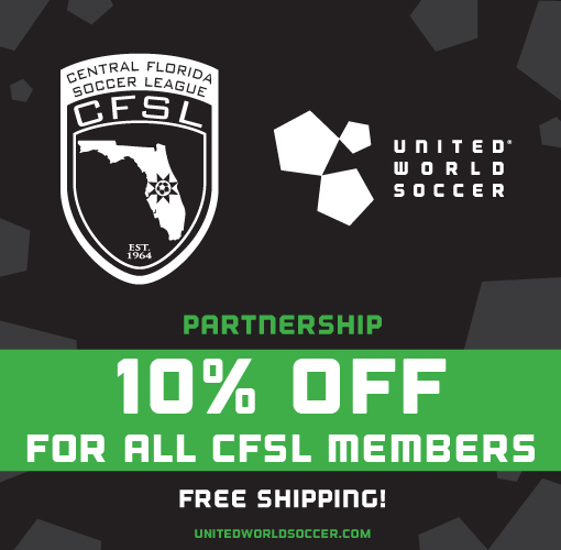 CFSL Partners with World's Greatest Soccer Store