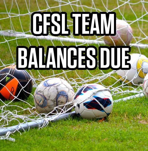 CFSL TEAM BALANCES DUE